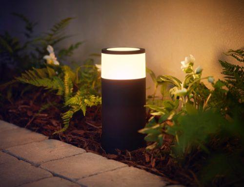 Review: slimme buitenverlichting van Philips Hue